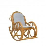 Кресло-качалка Novo мёд