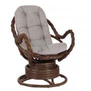 Кресло-качалка Moravia орех