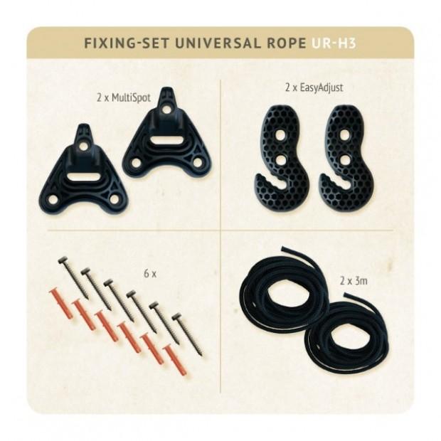 Крепление для гамаков Universal Rope 3m