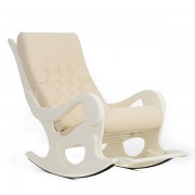 Кресло-качалка Leset 101 Lux, крем