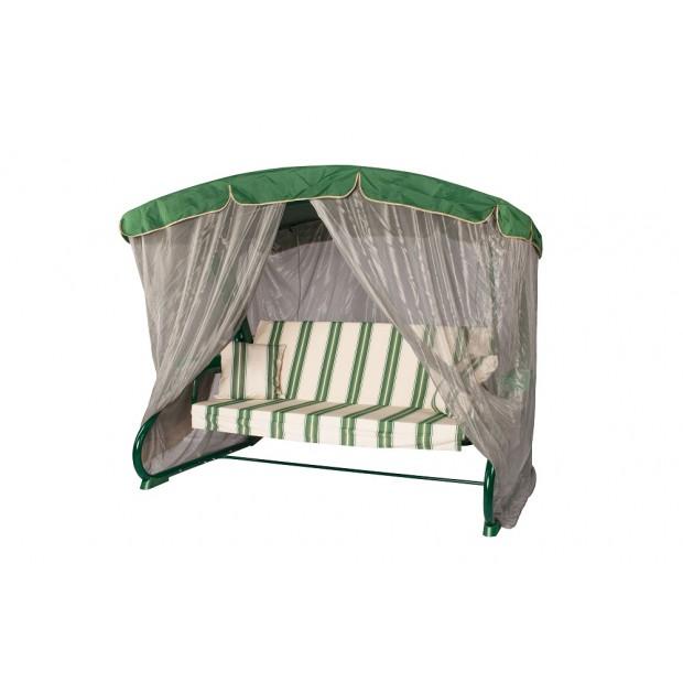 Садовые качели Leset 902 Green Premium