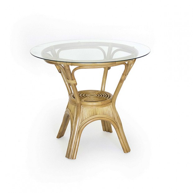 Обеденный стол из ротанга Luxor