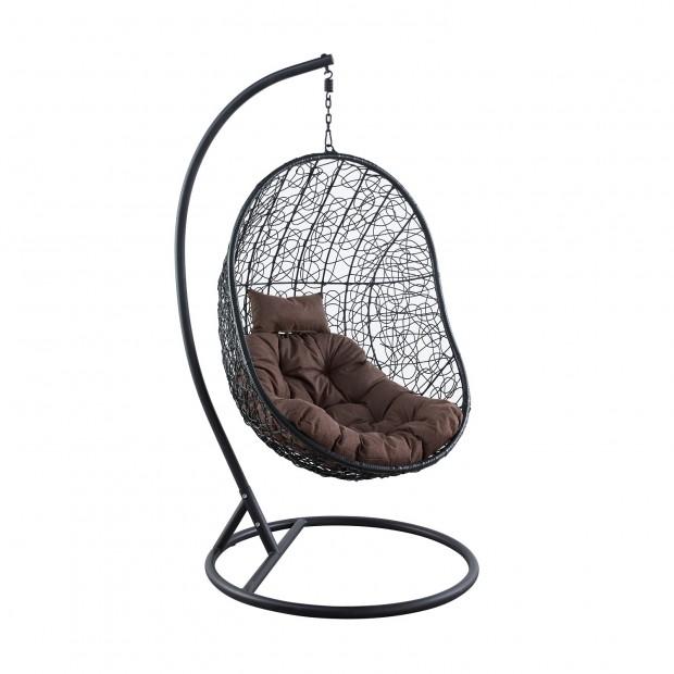 Подвесное кресло LESET Kiwi Black