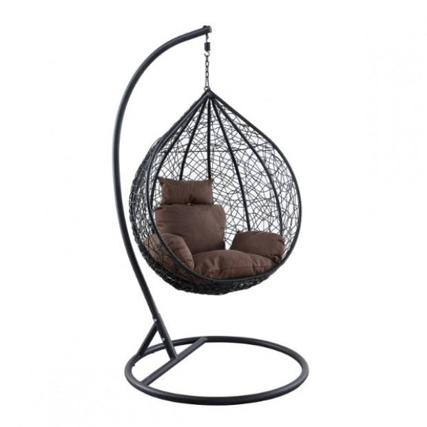 Подвесное кресло LESET Kokos small Black